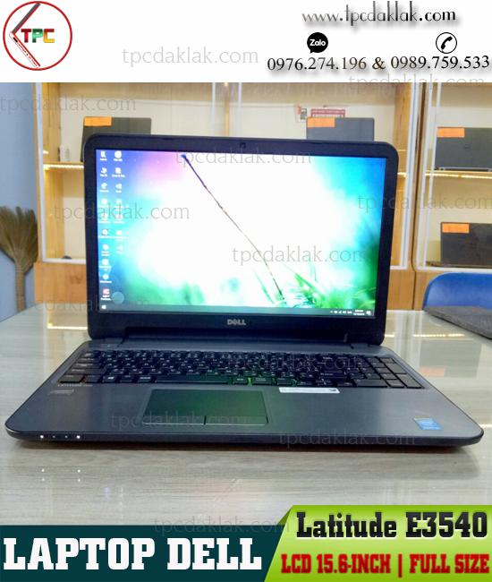 "Laptop Dell Latitude 3540 Core I5 4200U/ Ram 4GB/ HDD 320GB/ HD Graphics 4400/ 15.6"" FHD"