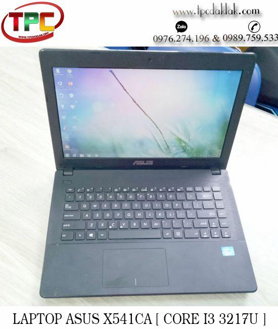 Laptop Asus X451CA / Core I3 3217U/ Ram 4GB PC3 / HDD 500GB/ HD Graphics 4000 / 14.0 INCH HD