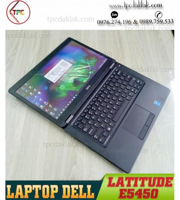Laptop Dell Latitude E5450/ Core I5 5300U/ Ram 4GB/ SSD 128GB/ HD Graphics 5500 / LCD 14.0' HD