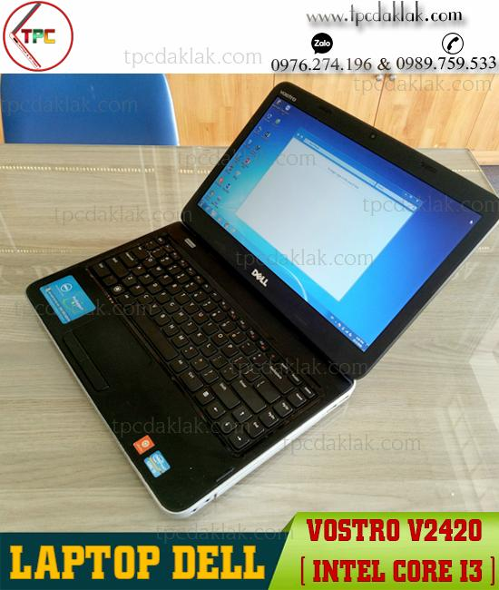 Laptop Dell Vostro V2420 / Core I3 2328M/ Ram 4GB / HDD 500GB/ HD Graphics 3000 / LCD 14.0""