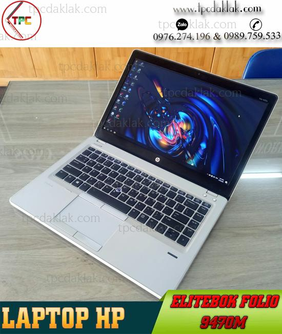 "Laptop HP Elitebook Folio 9470M / Core I5 3437U / Ram 4GB / SSD 128GB / Graphics 4000 / LCD 14"" HD+"