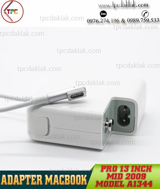 Sạc Macbook Pro 13INCH MID 2009  | Adapter Macbook Magsafe 16.5V - 3.42A - 60W Model A1344