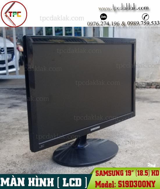 Màn hình Máy Tính Bàn Samsung 19 inch S19D300NY | LCD Desktop PC Samsung LS19D300NY/XS