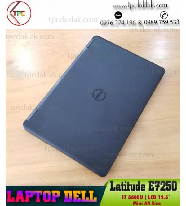 "Laptop Dell Latitude E7250 - I5 5200u - Ram 8GB - SSD 256GB - HD Graphics 5500 - LCD 12.5"" HD"