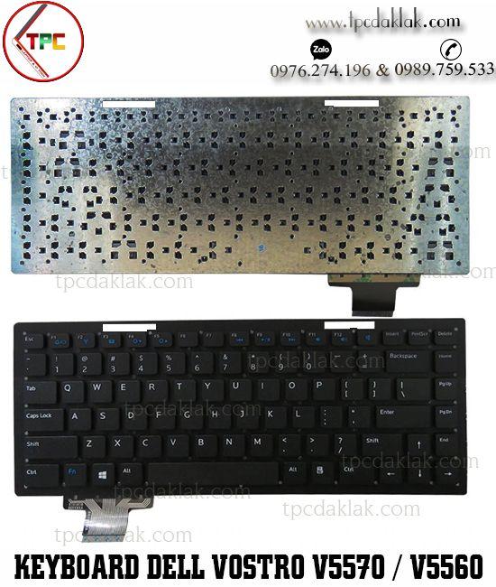 Bàn phím laptop Dell Vostro 5560, 5570, v5560, v5570 | Keyboard Dell Vostro V5570 - V5560