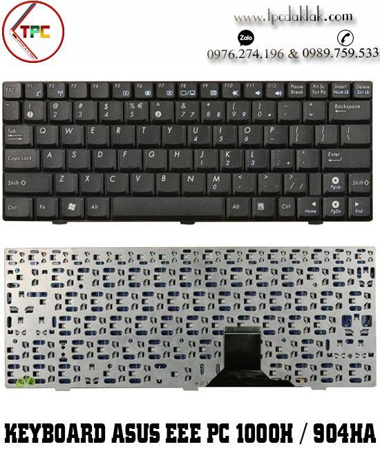 Bàn phím Laptop Asus EeePC 1000H, 1000HA, 1000HD, 1000HE, 1002HA, 904, 904HD, 905, S101
