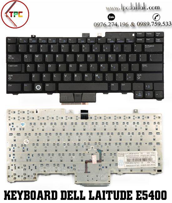 Bàn phím Laptop Dell Latitude E5400, E5410, E6400, E5300, E5500, E6500, E5510, E6510
