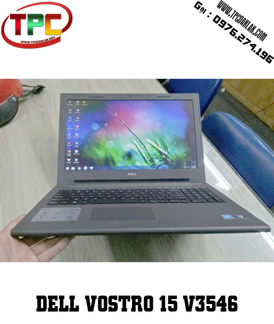 Laptop Dell Vostro 15 3546 ( Intel Celeron 2957U - RAM 4GB- 500GB HDD - 15.0INCH )