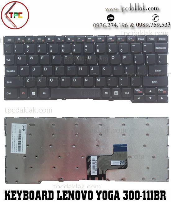 Bàn phím Laptop Lenovo Yoga 3 11 - 300-11IBR - 300-11IBY - 700-11ISK | Lenovo IdeaPad Flex 3 11
