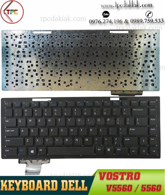 Bàn phím Laptop Dell Vostro 15 5000   Vostro 5560, V5560, P34F, P34H   Keyboard Dell V5560
