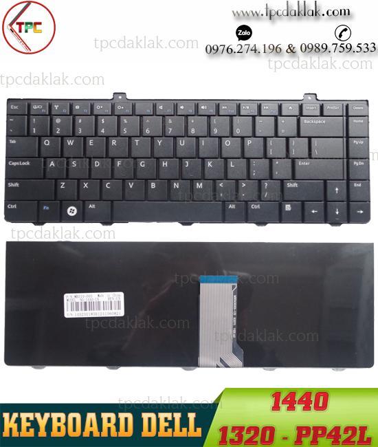 Bàn phím Laptop Dell Inspiron 1440, 1320, 1445, 1450, PP42L, P04S, PP42L, 0C279N, NSK-DK001