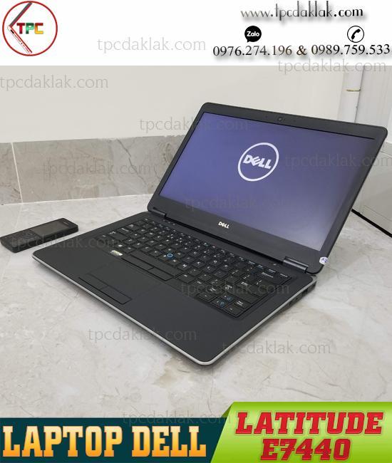 Laptop Dell Latitude E7440 | Intel Core I7 4600U / Ram 8GB / SSD 256GB / HD Graphics 4400/ FHD 14INCH
