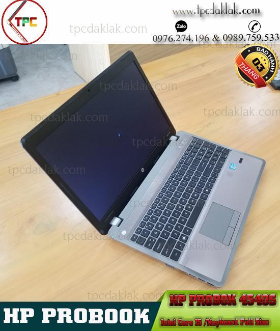 Laptop HP ProBook 4540s, Core I5 3320M, Ram 4GB 1600Ghz, HDD 320GB, Màn hình 15.6 INCH tại Dak Lak