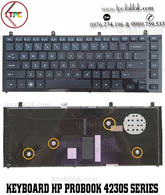 Bàn phím Laptop HP ProBook 4230S, 4230, 4231S, 4235S, 4326S, 4329S 4320T, HSTNN-i96C keyboard