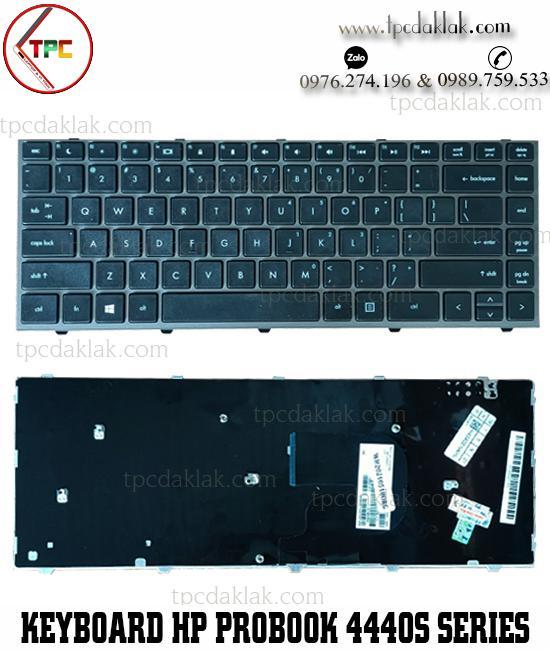 Bàn phím Laptop HP Probook 4440S, 4441S, 4445S, 4446S, 4340S, 4341S, 4345S, 4346S keyboard