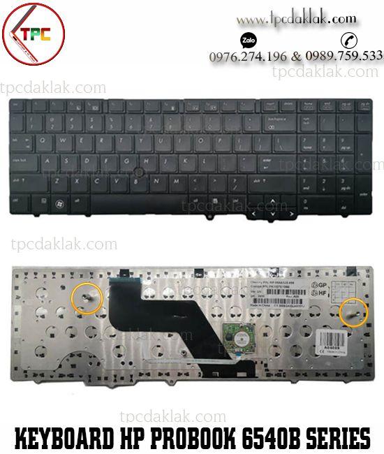 Bàn phím Laptop HP Probook 6540B, 6545B, 6550B, 6555B, PK1307E3D00, SG-34700-2BA keyboard