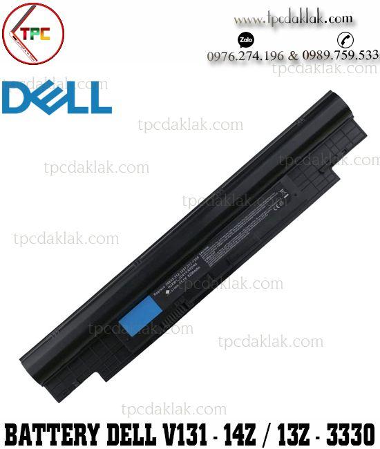 Pin Laptop Dell Vostro V131, V131D, V131R, Inspiron 13Z, 14Z, N311Z, N411Z, Latitude 3330 | H2XW1
