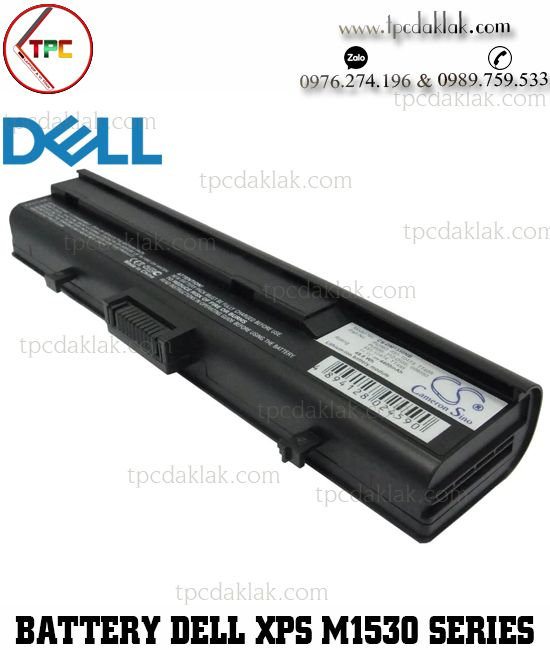 Pin laptop Dell Inspiron XPS M1330, 1330, M1350 - Dell Inspiron 1318  | 0RU033, JY316, 312-0665, 451-10528