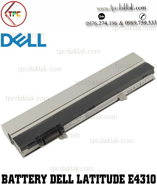 Pin Laptop Dell Latitude E4300, E4310, E4400, E4300N, E4320 | 312-9955, CP289, FM338, X855G