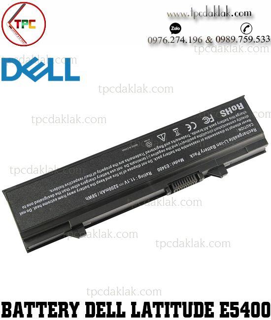 Pin Laptop Dell Latitude Dell Latitude E5500, E5400, E5410, E5510, E5400N, E5500N | PW651, 312-0902