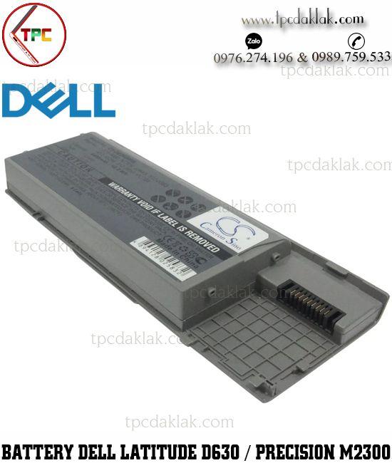 Pin Laptop Dell Latitude D620, D630, D631, D640, D630C, D630N, D630 ATG, D630N, Precision M2300