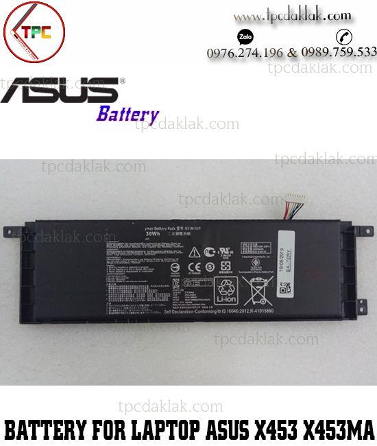 Pin Laptop Asus  X453 X453MA X553 D553M F453 P553 P553MA B21N1329 X553MA Ultrabook