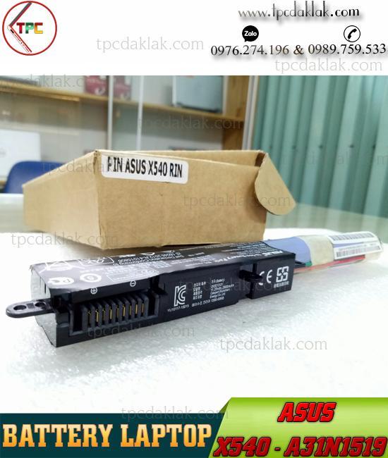 Pin Laptop Asus X540, X540LJ, X540LA, X540SC, X540SA, X540S, A540, A31N1519 [ Chính Hãng ORG ]