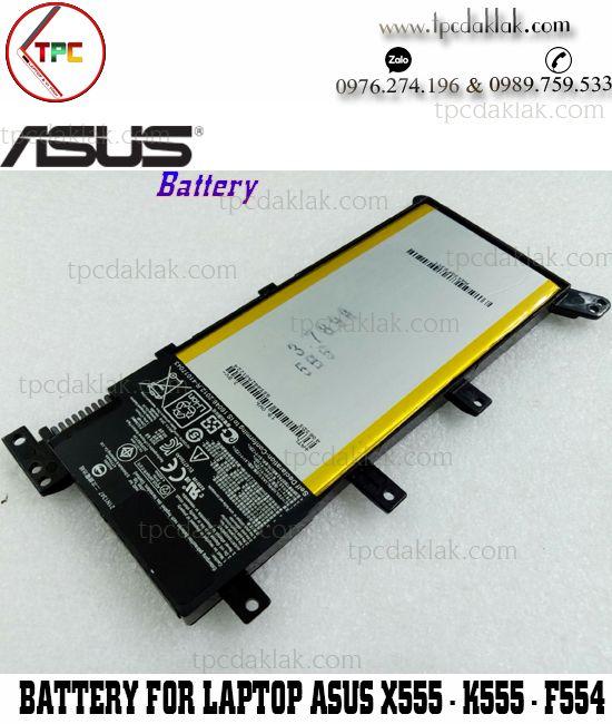 Pin Laptop Asus X555,  A555, F550, K555, R556, V405, W409L, Y583 | Battery For Asus X555 Series