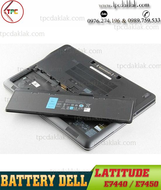 Pin Laptop Dell Latitude E7440, E7450 | Battery For Dell Latitude 14 7000 Series