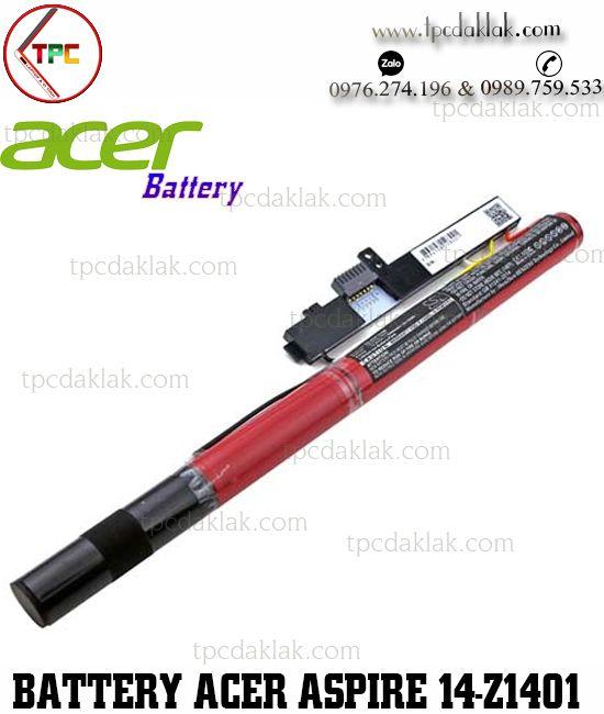 Pin Laptop Acer Aspire 14 Z1401, Z1401-C9JN, Acer One Z1401, NC4782-3600 - Battery Acer Z1401