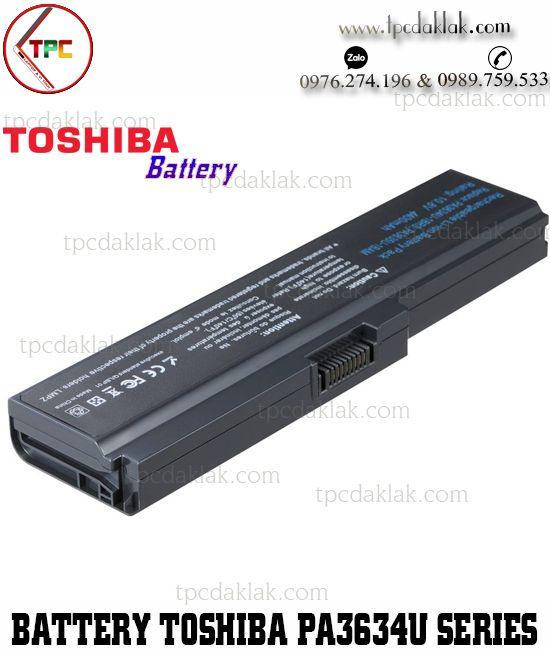 Pin Laptop Toshiba PA3634U-1BAS, PA3634U-1BRS, PA3635U-1BAM, PA3635U-1BRM ( Battery )