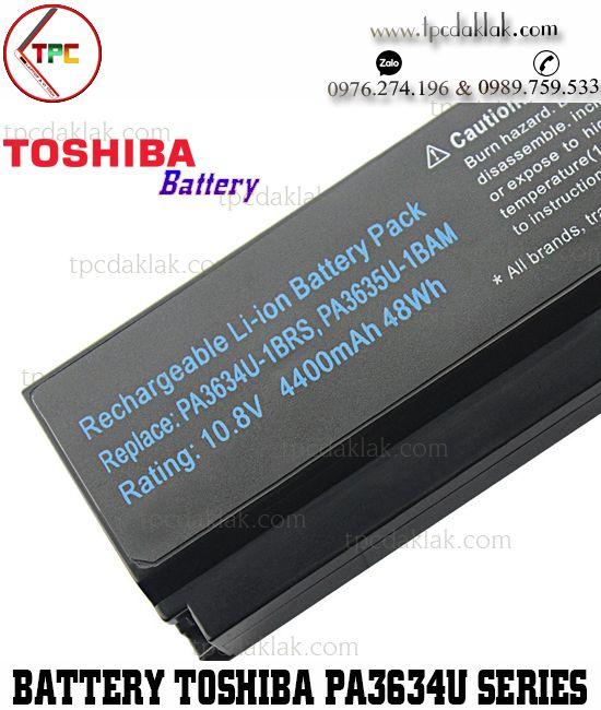 Pin Laptop Toshiba PA3638U-1BAP, PA3816U-1BAS, PA3816U-1BRS, PA3817U-1BAS ( Battery )