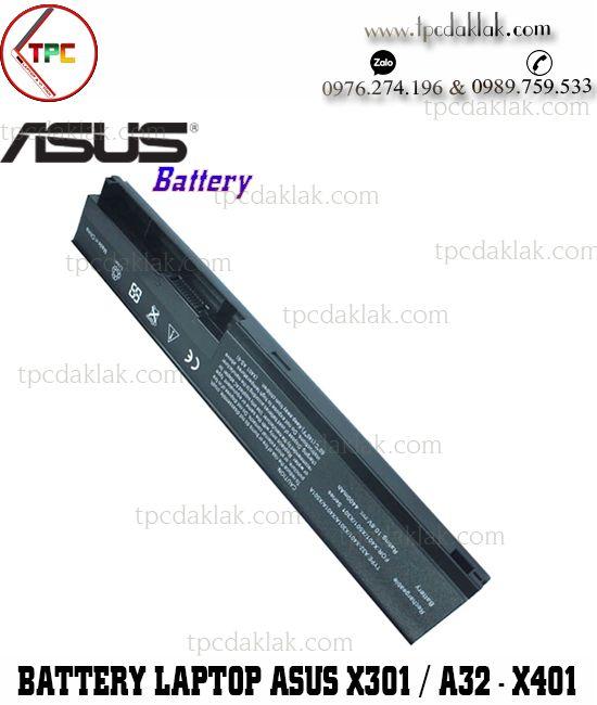 Pin Laptop Asus X301A, X301U, X401, X401A, X401U, X501, X501A, X501U, A31-X401, A32-X401, A41-X401, A42-X401