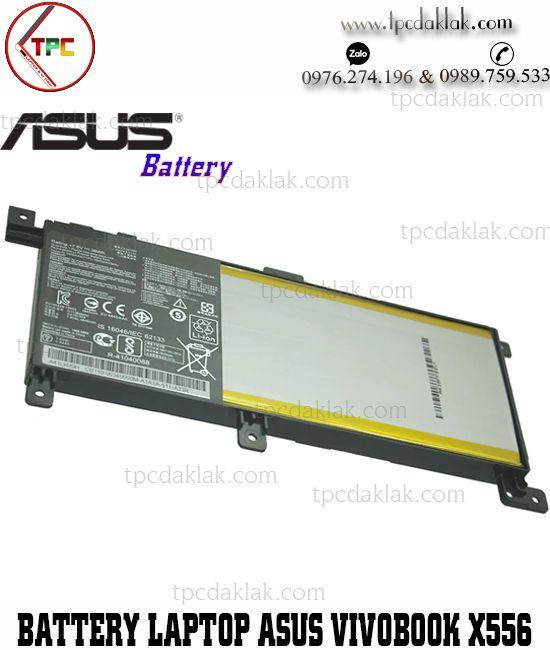Pin Laptop Asus Vivobook X556UQ, X556,  X556U, X556UF, X556UJ, X556UQ, X556UR, X556UV, FL5900U