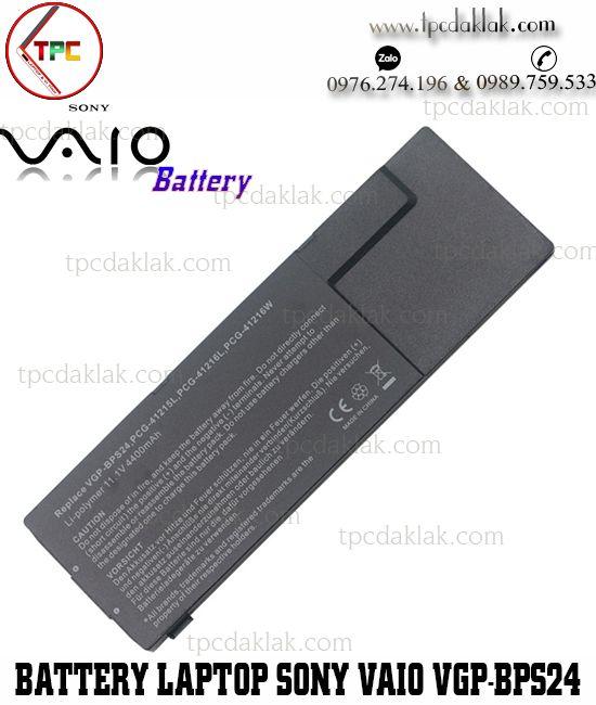 Pin Laptop Sony Vaio VGP-BPS24, PCG-41215L, PCG-41217T, SVT13, SVT14, SVS15, SVS13, VPC- SA, SB, SD, SE