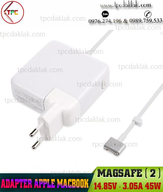 Sạc Macbook Magsafe 2 14.85V - 3.05A 45W ( A1436 ) | Adapter Macbook Model A1436 14.85V - 3.05A 45W
