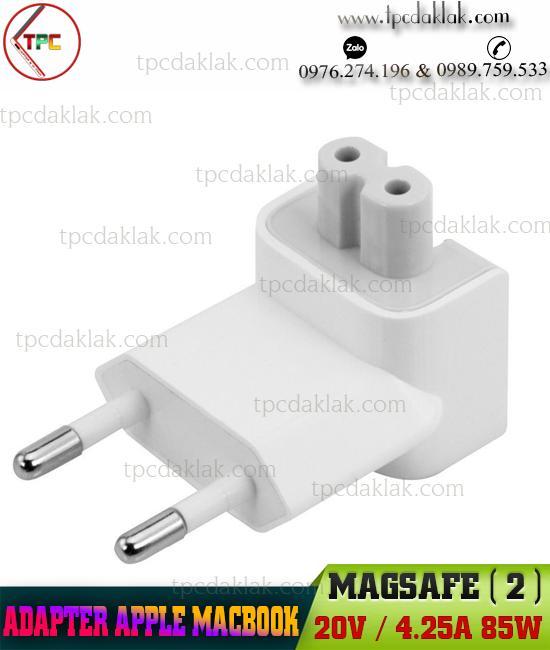 Sạc Macbook Magsafe 2 20V-4.25A 85W Model A1424 | Adapter Macbook PA-1850-7 NSW25679