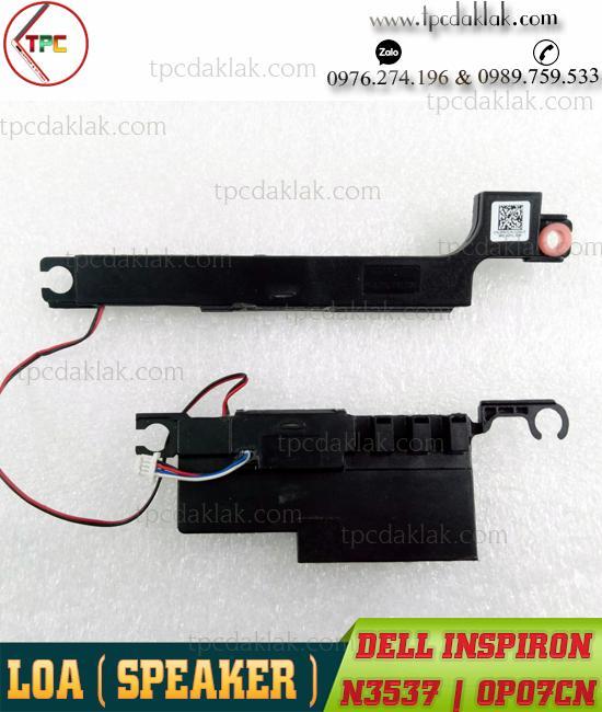 Loa Laptop Dell Inspiron 15R 3537 3521 5521 5537 0P07CN | Speaker Laptop Dell 3537 3521 0P07CN