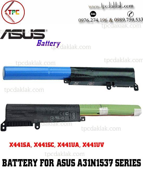 Pin Laptop Asus Vivobook A31N1537, A411U, X441SA, X441SC, X441UA, X441UV, 0B110-00420300