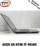 Laptop Acer ASPIRE E15  E5 - 573G - 784L | CORE I7 4510U | RAM 4GB | HDD 500GB | VGA NVIDIA 920M 2GB | 15.6 INCH