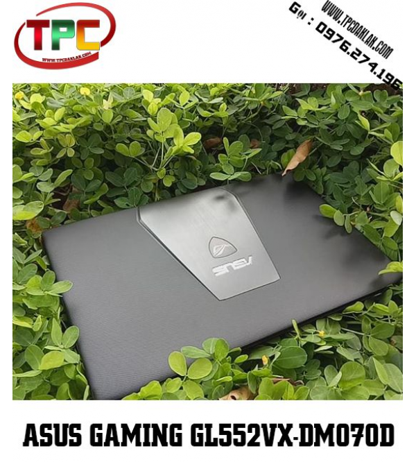 Laptop Gaming Asus GL552VX Intel Core I7 6700HQ - 8GB Ram- 1TB HDD - 4GB VGA GTX 950 - FHD 15.6