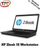 LAPTOP  WORKSTATION  HP ZBOOK 15 (CORE I7-4800MQ, QUADRO K2100M, RAM 8GB, SSD128GB )