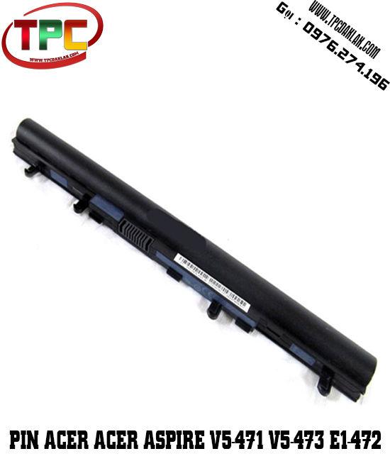 Pin Laptop Acer Aspire  V5-471 - V5-431 - E1-472 - V5-531- V5-551 | Pin Acer Aspire V5-471 Dak Lak
