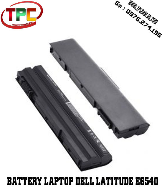Pin Laptop Dell Latitude E6540 | E6420, E5420, E5520, E6540 - V3460, V3560  - N5520, N5420 | T54FJ