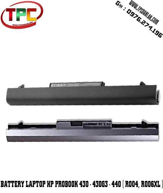 Pin Laptop HP ProBook 430, HP ProBook 430 G3, HP ProBook 440, HP ProBook 440 G3 Series