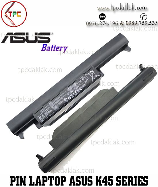 Pin Laptop Asus K45 A32-K55 A33-K55 A41-K55 |Battery For Asus K45 K55  A75 X55 R400 Series