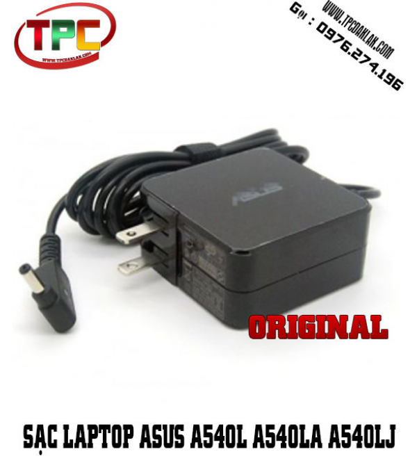 Sạc laptop Asus A540L A540LA A540LJ Original | Adapter Laptop Asus Dak Lak