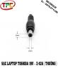 SẠC LAPTOP TOSHIBA 19V - 3.42A Đầu Thường | Adapter Toshiba 19v-3.42A Đầu 5.5mm x 2.5mm