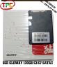 """Ổ cứng SSD Gloway 120GB SATA3 6Gb/s 2.5"""" (Doc 545MB/s, Ghi 525MB/s)   Ổ cứng máy tính Dak Lak"""