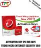 Bản quyền Phần Mềm Trend Micro Internet Security 15 2019 | Key 1PC 365 Days